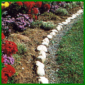 Raseneinfassungen für einen gepflegten Garten