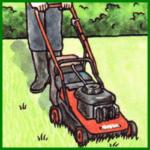 Wahl des Rasenmähers, wichtig ist der geeignete Mähertyp
