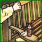 Rasenpflege vor dem Winter und Pflege der Gartenmöbel
