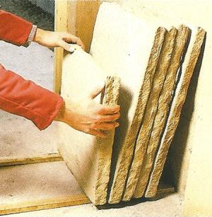 Natursteinplatten für Wege und Terrasse
