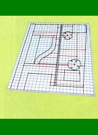 Gartenplan Zeichnen