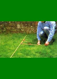 Proportionen bei der Gartengestaltung
